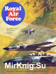 Royal Air Force Souvenir Book 1971