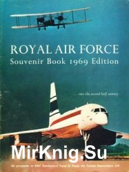 Royal Air Force Souvenir Book 1969