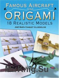 Famous Aircraft in Origami