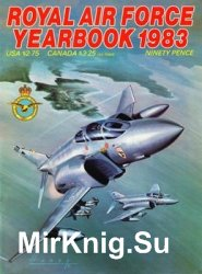 Royal Air Force Yearbook 1983