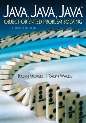 Java, Java, Java: Object-Oriented Problem Solving