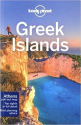 Lonely Planet Greek Islands, 10 edition
