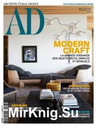 AD Architectural Digest France - Mai/Juin 2018
