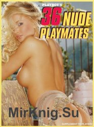 Playboy's №36 Nude Playmates 2008