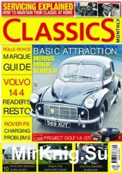 Classics Monthly - June 2018