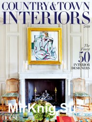 Country & Town Interiors 2018