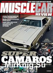 Muscle Car Review - June 2018