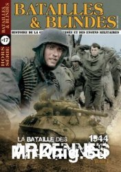 1944, La Bataille des Ardennes (Tome I) (Batailles & Blindes Hors-Serie №17)