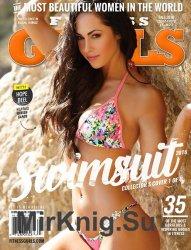 Fitness Gurls Magazine - Swimsuit Fall 2016