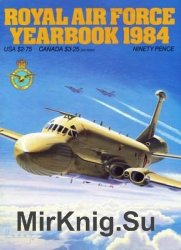 Royal Air Force Yearbook 1984