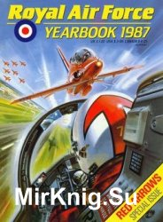 Royal Air Force Yearbook 1987