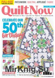Quilt Now - Issue 50 2018