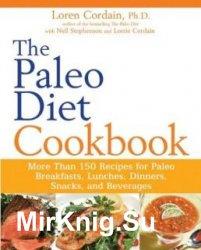 The Paleo Diet Cookbook. Книга рецептов для палео-диеты