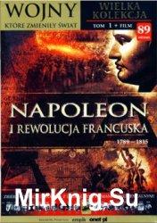 Napoleon i Rewolucja Francuska 1789-1815 - Wojny ktore zmienily swiat Tom 1 (Book + DVD set)