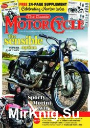 The Classic MotorCycle - July 2018