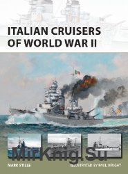 Italian Cruisers of World War II (Osprey New Vanguard 258)