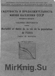 Смертность и продолжительность жизни населения СССР 1926-1927