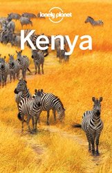 Lonely Planet Kenya, 10 edition