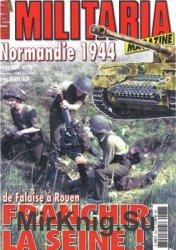 Normandie 1944 de Falaise а Rouen: Franchir la Seine! (Armes Militaria Magazine Hors-Serie №78)