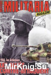 1944, les Ardennes: Les Allies Contre-Attaquent (Armes Militaria Magazine Hors-Serie №76)