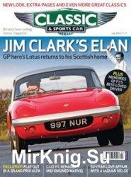 Classic & Sports Car UK - July 2018