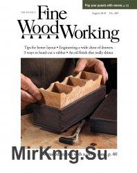 Fine Woodworking #269