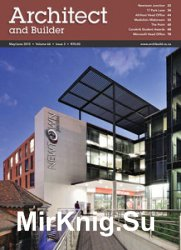 Architect & Builder South Africa - May-June 2015