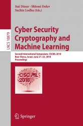 Cyber Security Cryptography and Machine Learning: Second International Symposium