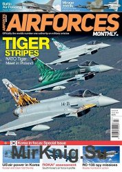 Air Forces Monthly - July 2018