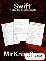 Swift Notes for Professionals
