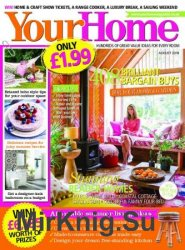 Your Home - August 2018