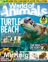 World of Animals Issue 61 - 2018
