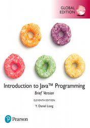 Introduction to Java Programming, Brief Version, Global 11th Edition
