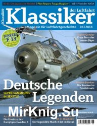 Klassiker der Luftfahrt №6 2018