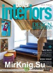 Better Interiors - June 2018