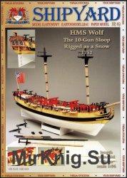 HMS Wolf (1752) [Shipyard № 49]
