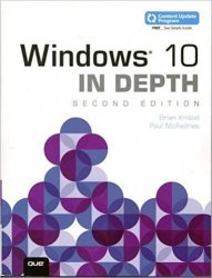 Windows 10 In Depth, 2nd Edition