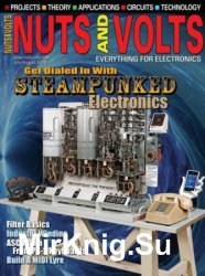 Nuts And Volts №7-8 2018
