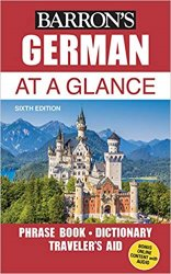 German At a Glance, 6 edition
