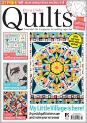 Down Under Quilts №184 2018