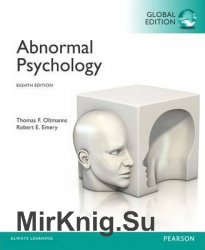 Abnormal Psychology, 8th Edition, Global Edition