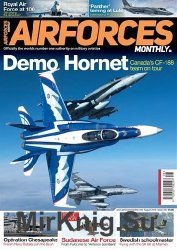 Air Forces Monthly 2018-08