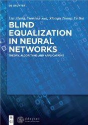 Blind Equalization in Neural Networks : Theory, Algorithms and Applications