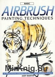 Basic Airbrush Painting Techniques