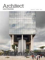 Architect and Builder South Africa - June/July 2018