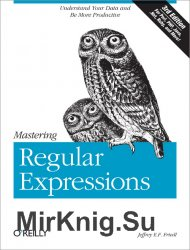 Mastering Regular Expressions, Third Edition