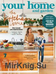 Your Home and Garden - August 2018