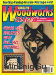 Creative Woodworks and Crafts July 1998