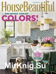 House Beautiful USA - September 2018