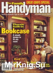 The Family Handyman №12 2001